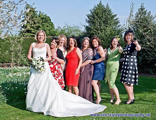 wedding services Shropshire
